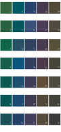 Behr Colorsmart Paint Colors - Palette 46