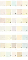 Behr Colorsmart Paint Colors - Palette 47