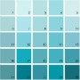 Benjamin Moore Blue House Paint Colors - Palette 04