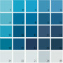 Benjamin Moore Blue House Paint Colors - Palette 14