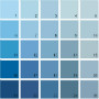 Benjamin Moore Blue House Paint Colors - Palette 16