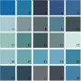 Benjamin Moore Blue House Paint Colors - Palette 20
