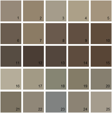 benjamin moore neutral house paint colors palette 26 - Neutral Paint Colors Benjamin Moore