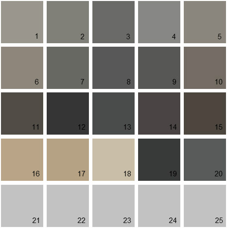 Benjamin Moore Neutral House Paint Colors Palette 28