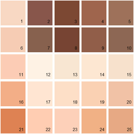 peach paint colorsBenjamin Moore Paint Colors  Orange Palette 05  House Paint Colors