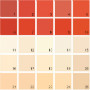 Benjamin Moore Orange House Paint Colors - Palette 07