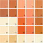 Benjamin Moore Orange House Paint Colors - Palette 09