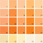 Benjamin Moore Orange House Paint Colors - Palette 11