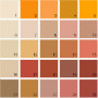 Benjamin Moore Orange House Paint Colors - Palette 17