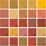 Benjamin Moore Orange House Paint Colors - Palette 18