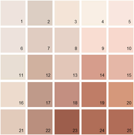 Benjamin Moore Red House Paint Colors - Palette 02