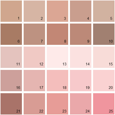 Benjamin Moore Red House Paint Colors - Palette 06