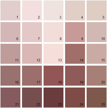 Benjamin Moore Red House Paint Colors Palette 18