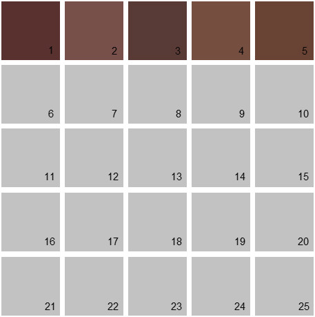 Benjamin Moore Red House Paint Colors - Palette 21