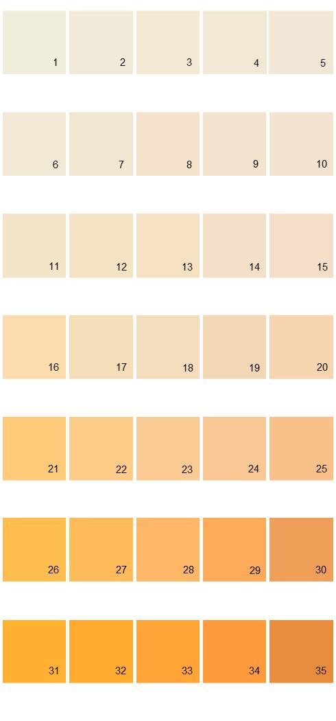 Pittsburgh Paints House Paint Colors - Palette 04