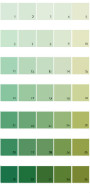 Pittsburgh Paints House Paint Colors - Palette 13
