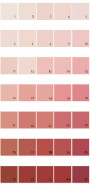 Pittsburgh Paints House Paint Colors - Palette 18