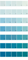 Pittsburgh Paints House Paint Colors - Palette 22