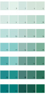 Pittsburgh Paints House Paint Colors - Palette 23