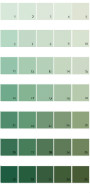 Pittsburgh Paints House Paint Colors - Palette 24
