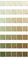 Pittsburgh Paints House Paint Colors - Palette 25