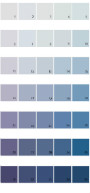 Pittsburgh Paints House Paint Colors - Palette 32