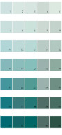 Pittsburgh Paints House Paint Colors - Palette 34