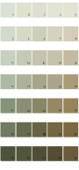 Pittsburgh Paints House Paint Colors - Palette 36