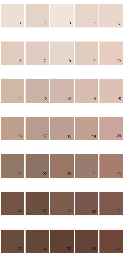 Pittsburgh Paints House Paint Colors - Palette 39