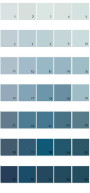 Pittsburgh Paints House Paint Colors - Palette 44