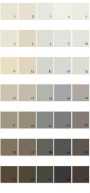 Pittsburgh Paints House Paint Colors - Palette 48