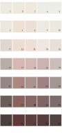 Pittsburgh Paints House Paint Colors - Palette 51
