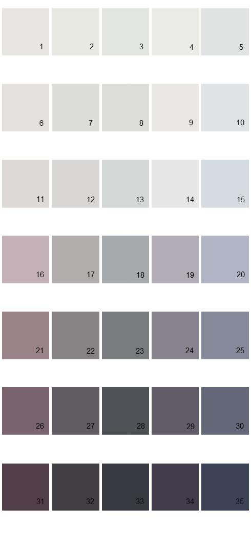 Pittsburgh Paints House Paint Colors - Palette 52