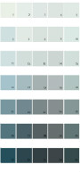 Pittsburgh Paints House Paint Colors - Palette 54