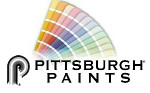 Pittsburgh House Paint Colors Logo