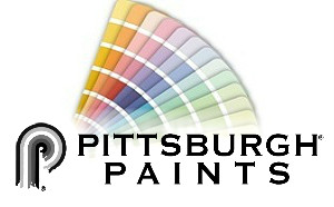 Pittsburgh Paints House Paint Colors Logo