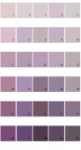 Pratt And Lambert Calibrated House Paint Colors - Palette 03