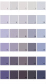 Pratt And Lambert Calibrated House Paint Colors - Palette 04