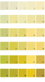 Pratt And Lambert Calibrated House Paint Colors - Palette 16