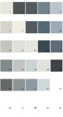 Pratt And Lambert Calibrated House Paint Colors - Palette 33