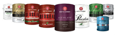 Pratt And Lambert Paint Colors - Lines of Paint