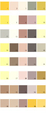 Pratt And Lambert House Paint Colors - Palette 04