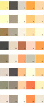 Pratt And Lambert House Paint Colors - Palette 05