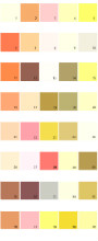 Pratt And Lambert House Paint Colors - Palette 06