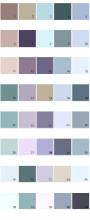 Pratt And Lambert House Paint Colors - Palette 13