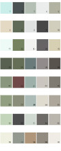 Pratt And Lambert House Paint Colors - Palette 19