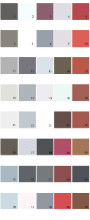 Pratt And Lambert House Paint Colors - Palette 20