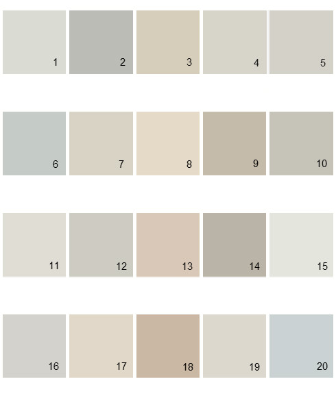 Colors Light Gray Lights House Paint Colors