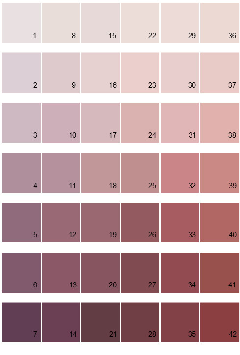 Sherwin Williams Color Options House Paint Colors - Palette 01