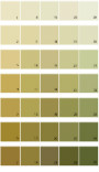Sherwin Williams Color Options House Paint Colors - Palette 04